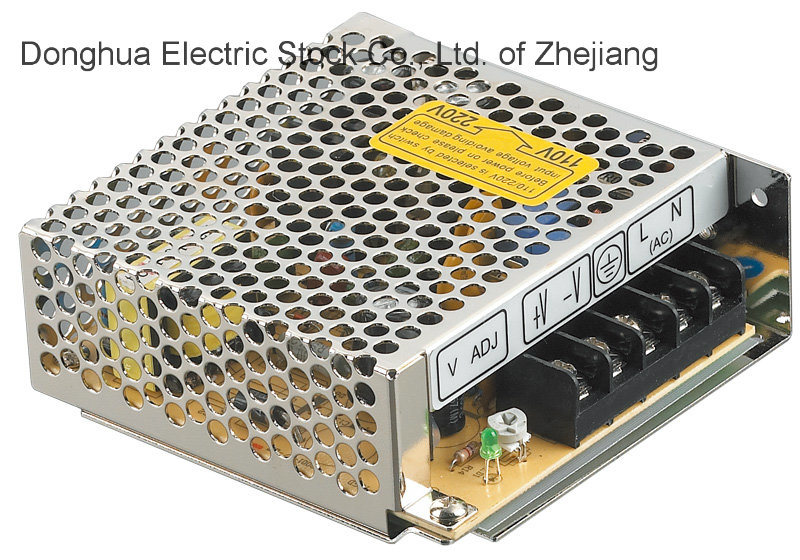 HSC-35, 35W Single Output Switching Power Supply Full Range AC Input From 88 to 264V