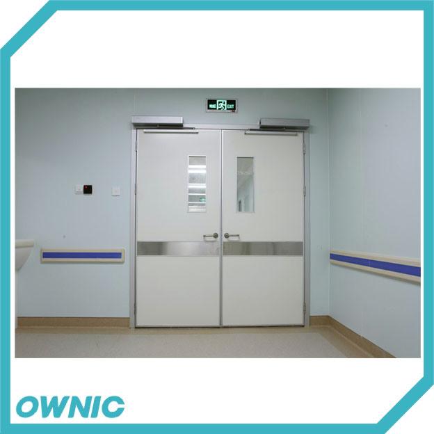 Automatic Swing Corridor Door