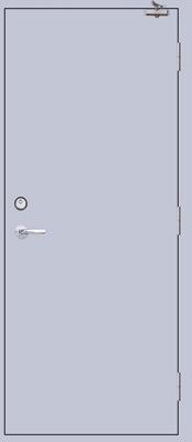 Fire Rated Door (YF-F03)
