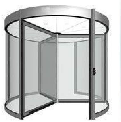 Revolving Door (RST-M3) Three Wings