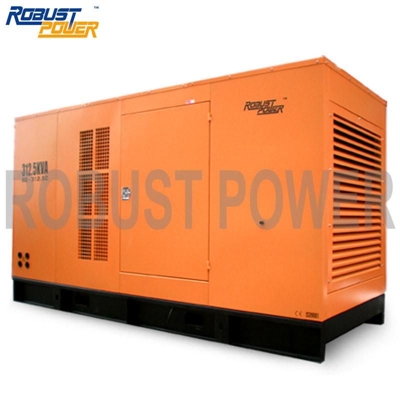 Silent Cummins Diesel Generator (RD)