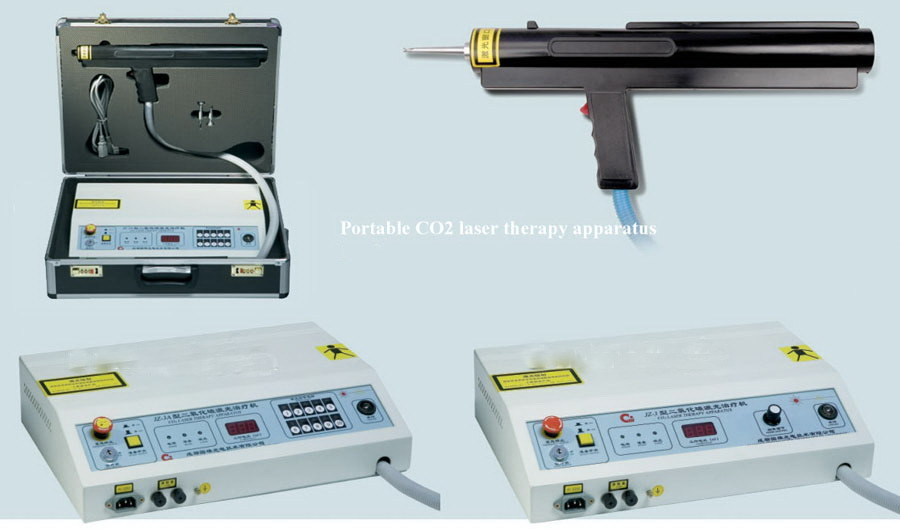 CO2 Laser Machine Bz-1A