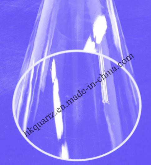 Od300-500mm Large Diameter Clear Quartz Tubes (GE214)