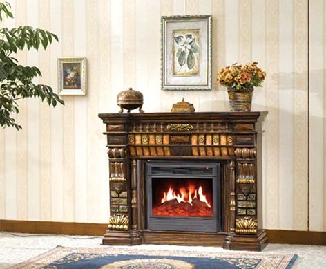 Electric Fireplace for Home Decoration&Heating (627)