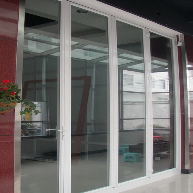 Folding doors how to get folding doors back on track for Stacking doors