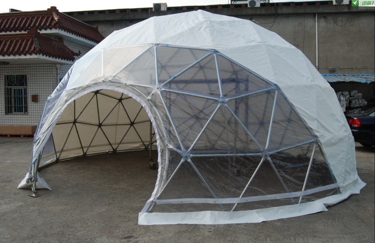 Event Tents, Geodesic Event Tent for sale by Pacific Domes