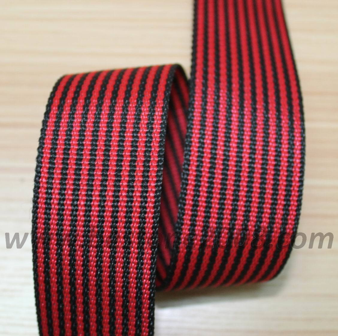 High Quality PP Webbing for Bag and Garment #1312-53