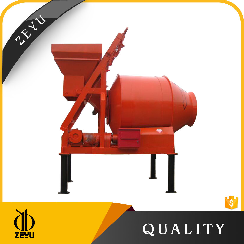 Factory Direct Supply Drum Concrete Mixer Jzc350