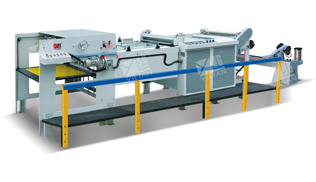 High-Speed Computer Auto Finishing Paper Cutting Machine (DFJ1100-1700)