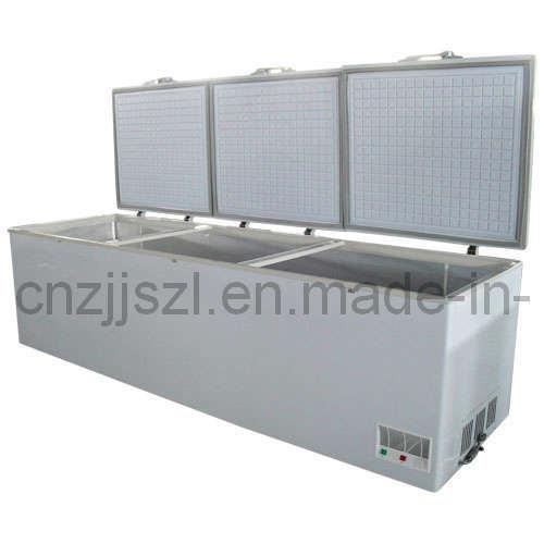 china chest freezer with big capacity bdbc 1388   china chest