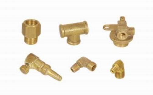 Equipment Precision Brass Forged Parts