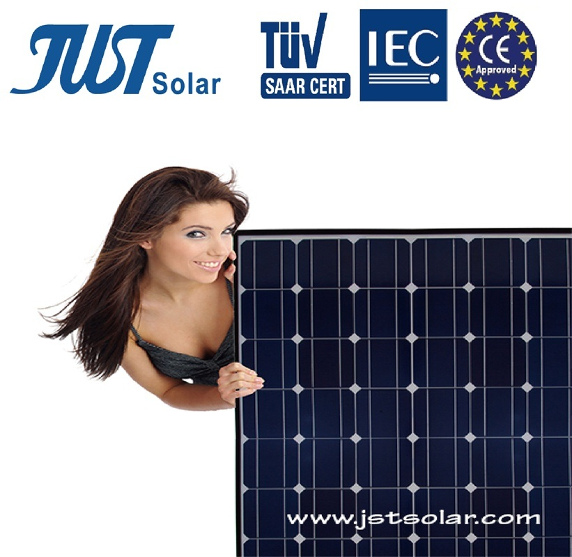 Best Price 250W Mono Solar Panel with 25 Years Warranty
