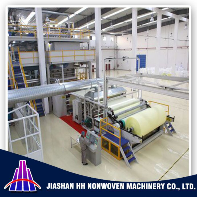 3.2m SSS PP Spunbond Nonwoven Fabric Machine