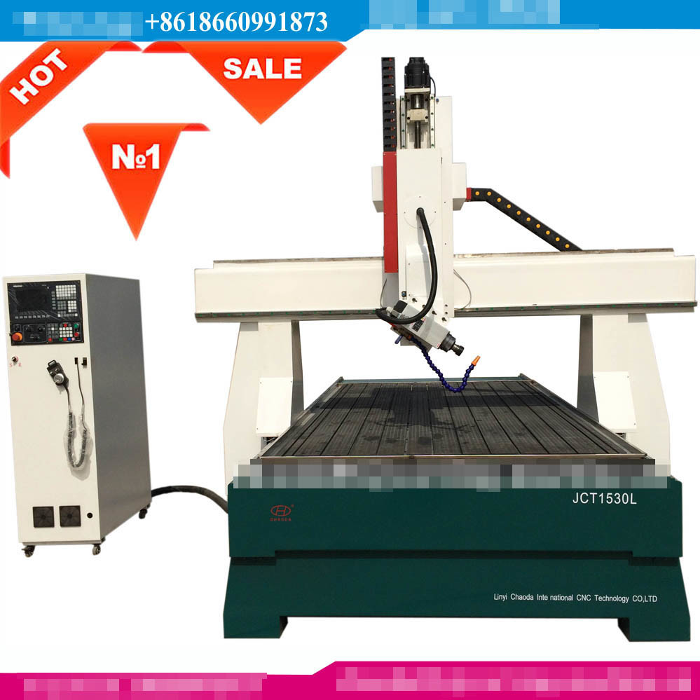 3D Copy CNC Rotary Wood Carver Cutting Engraving Router Machine