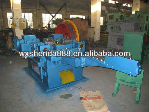 Z94-8A Supper Nail Making up to 350mm Nail Making Machine