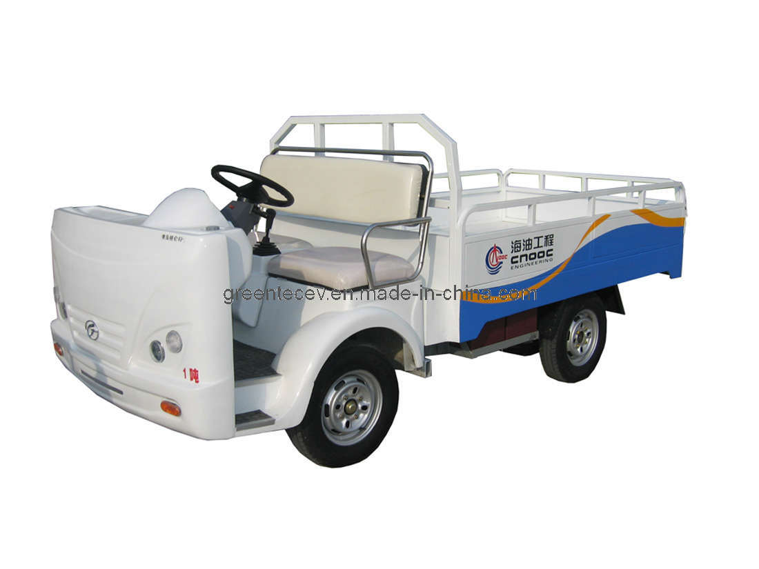 China Electric Cargo Truck Utility Vehicles Glt3026 1t
