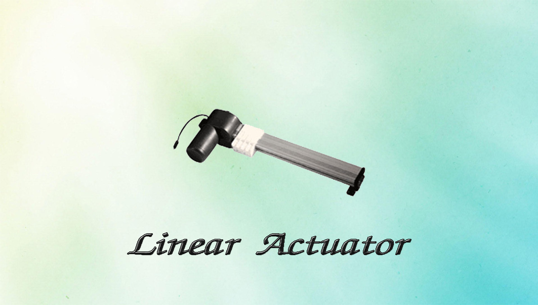 24V DC IP54 Limit Switch Built-in Linear Actuator with SGS