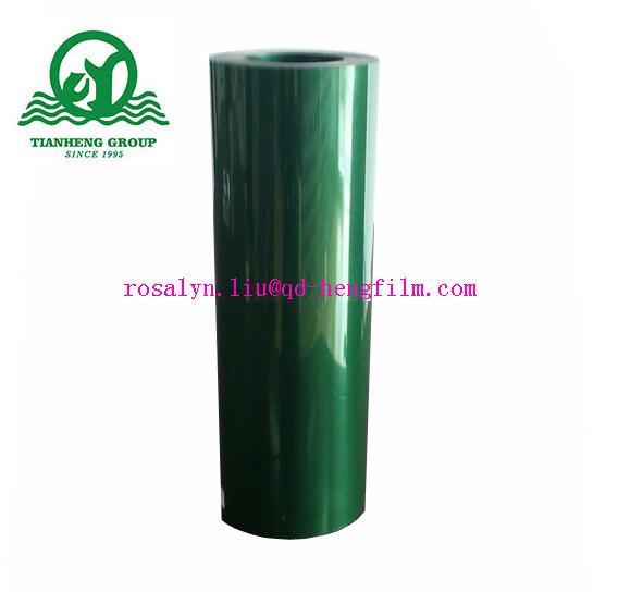 Pharmaceutical Rigid PVC Film for Medical Blister Packaging