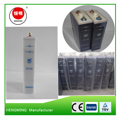 Hengming Pocket Type Nickel Cadmium Alkaline Battery Gn Series (Ni-CD Battery)