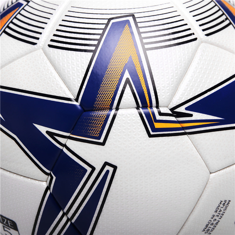 Top-Level Custom Tough Thermally Bonded Soccer Ball