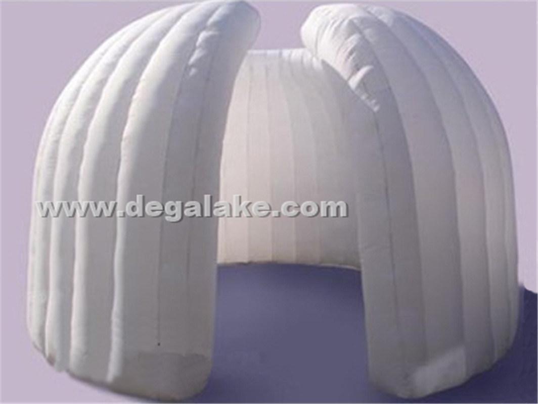 LED Lighting Inflatable Wall/ Inflatable Lighting Wall for Trade Show