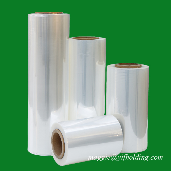 10mic-30mic POF Heat Shrink Film for Packaging