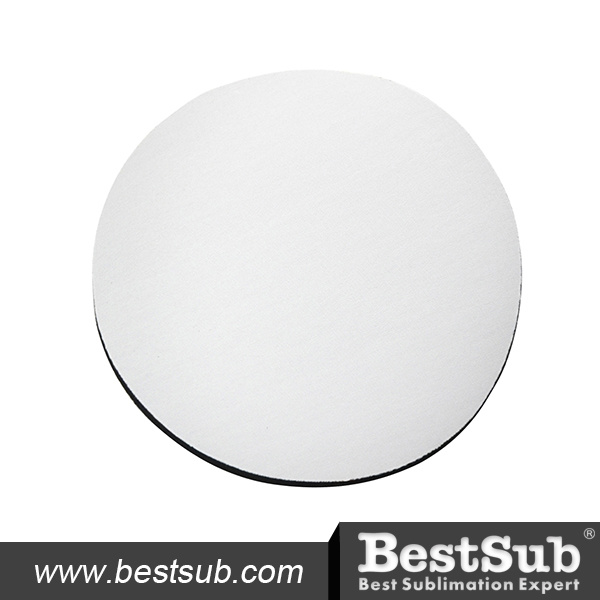 Bestsub 5mm Round Sublimation Personalized Mouse Pad (SB68-4)