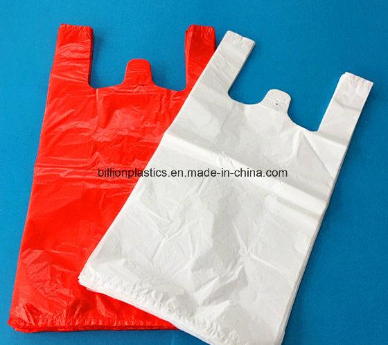 HDPE Plastic T-Shit Bag
