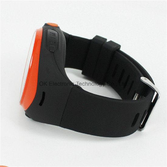Fashion Kids Elder GPS Sos Tracker Smart Watch Ok888