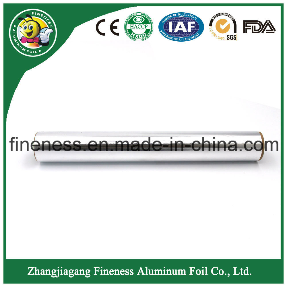 Soft Household Aluminum Foil Paper
