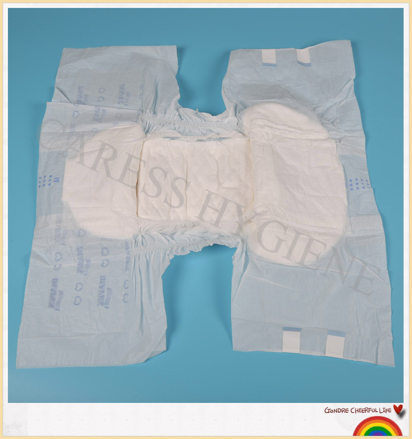 Super Absorption Adult Diaper for Elderly People