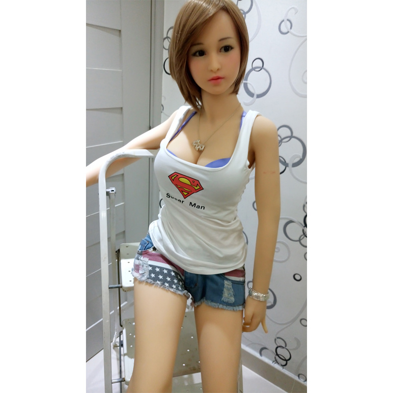 Sexual Toys for Men Silicone TPE Sex Doll 145cm