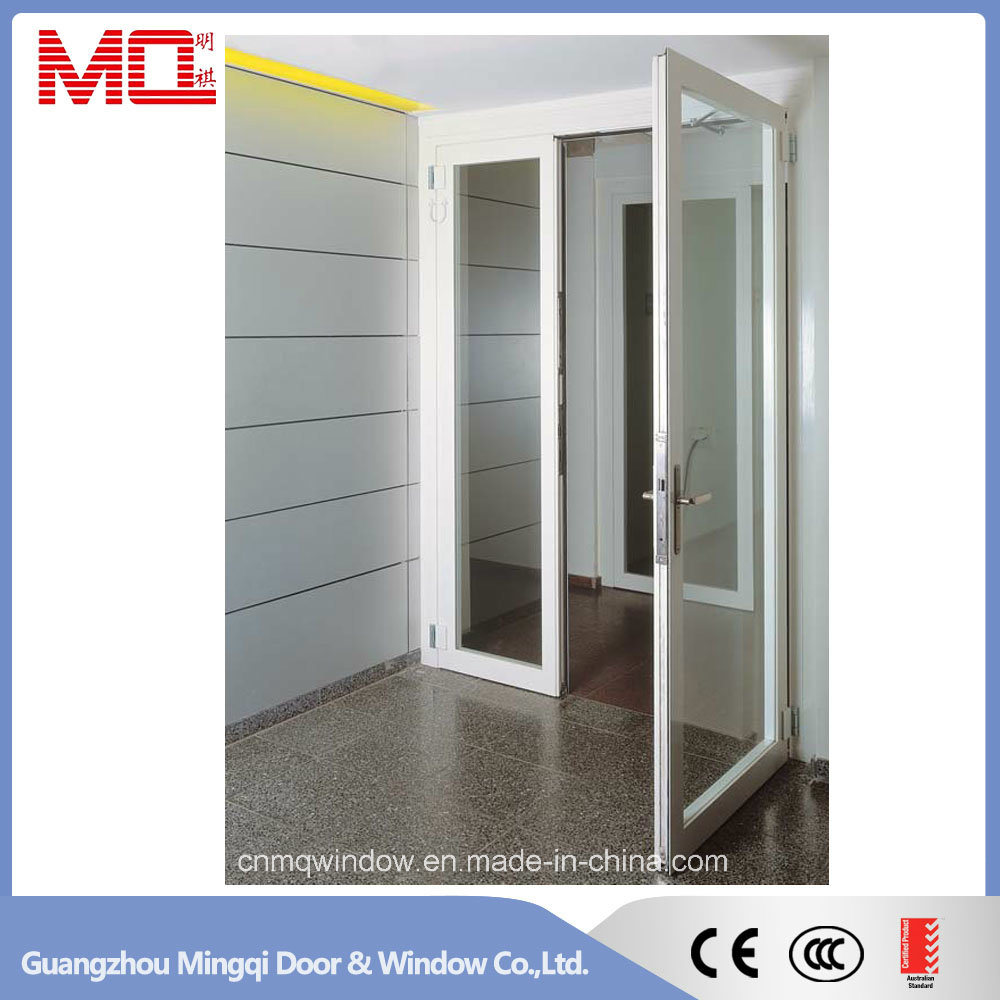 Double Glazing Exterior Aluminum Doors From China Factory