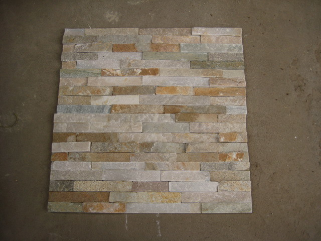 Chinese Slate Stack Stone for Wall Tile