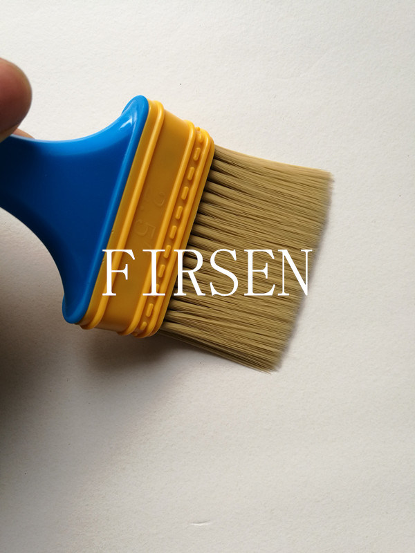New Type Plastic Paint Brush Cleaning Brush with Good Price