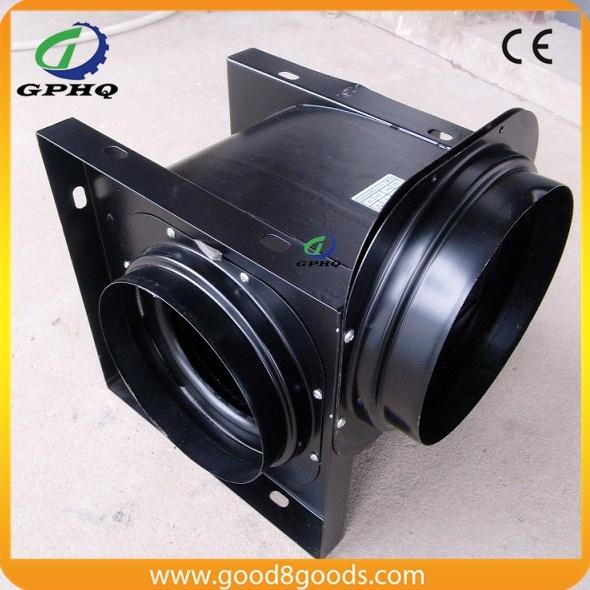 (inline duct fan) Mini Tunnel Ventilation and Fan Silence Tunnel with Exhaust Fan