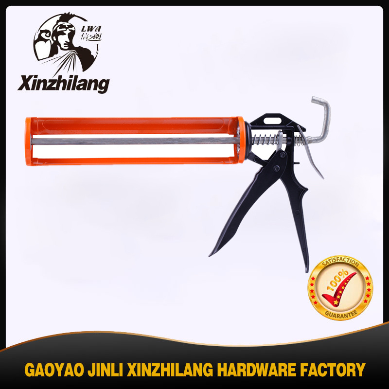 Rotatable Cordless Skeleton Caulking Gun