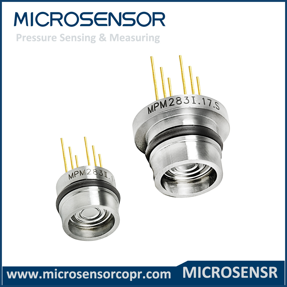 Isolated OEM Pressure Sensor Mpm283