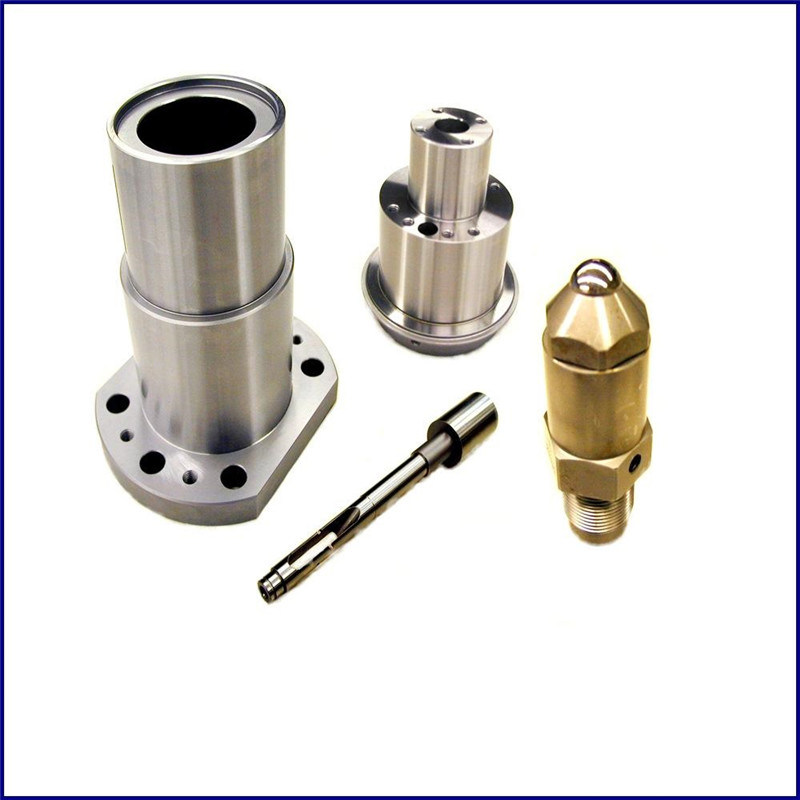 Polishing High-Precision CNC Brass Machining Part/CNC Mechanical Product
