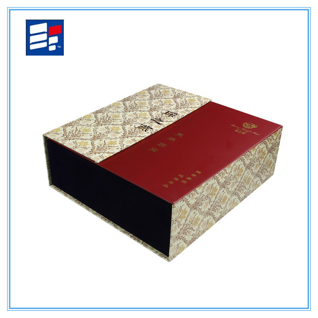 Cunstomized Paper Wine Box for Gift and Showing