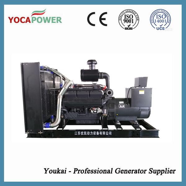 100kw Sdec Electric Power Diesel Generator Set
