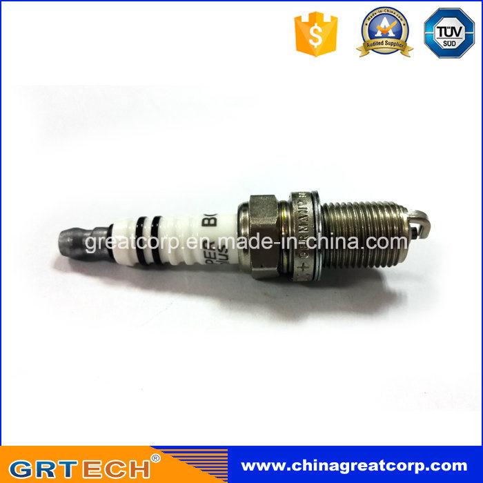 Fr7DC Auto Parts Iridium Spark Plug with Best Price