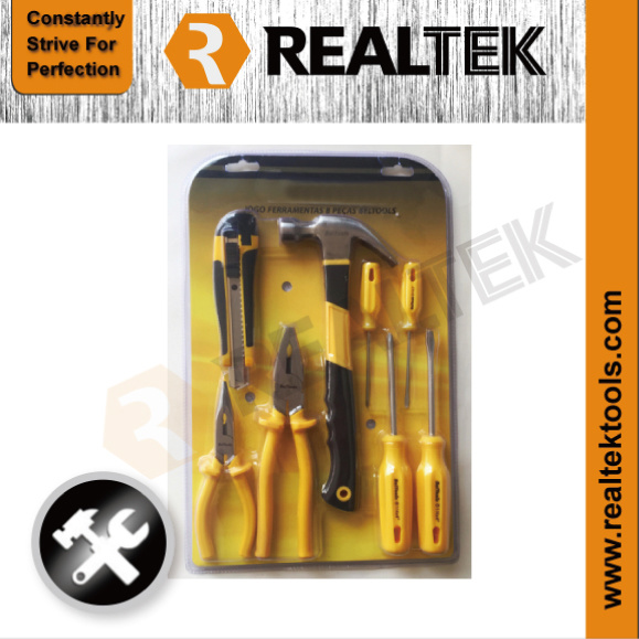 8PCS Tools Set