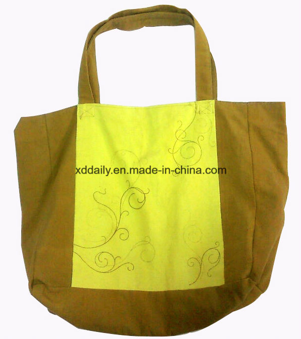 Shopping Canvas Tote Bag with Handle