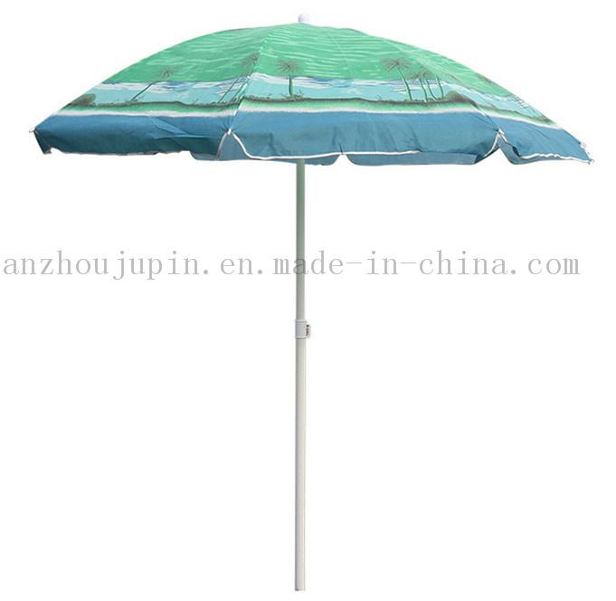 OEM Anti UV Shade Sun Beach Umbrella for Promotion