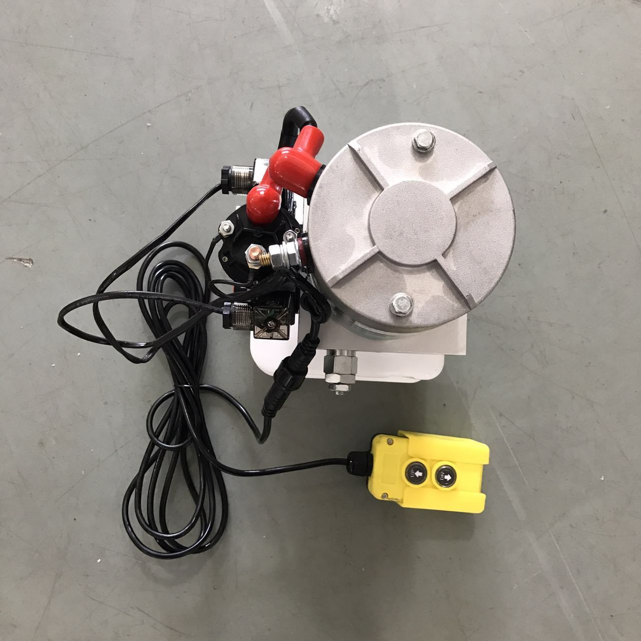 DC 12V Hydraulic Power Unit