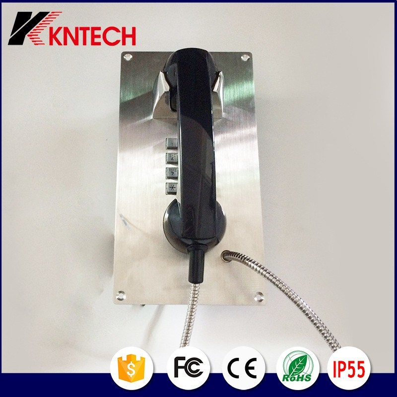 Vandal Resistant Public Telephone Koontech Prison Telephone with Good Feedbacks