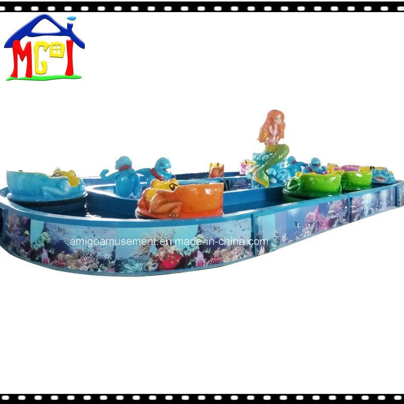 8 Amusement Boats Ocean Drift for Water Fun Playground Equipment