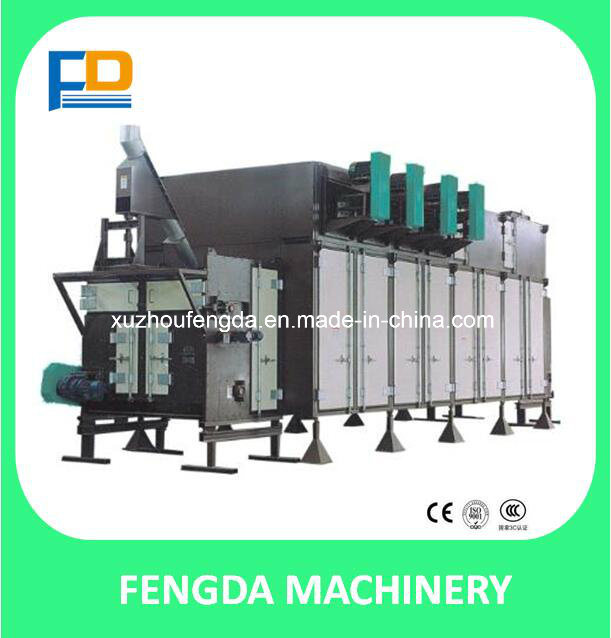 China High Quality Agriculture Farm Rotary Animal Feed Dryer