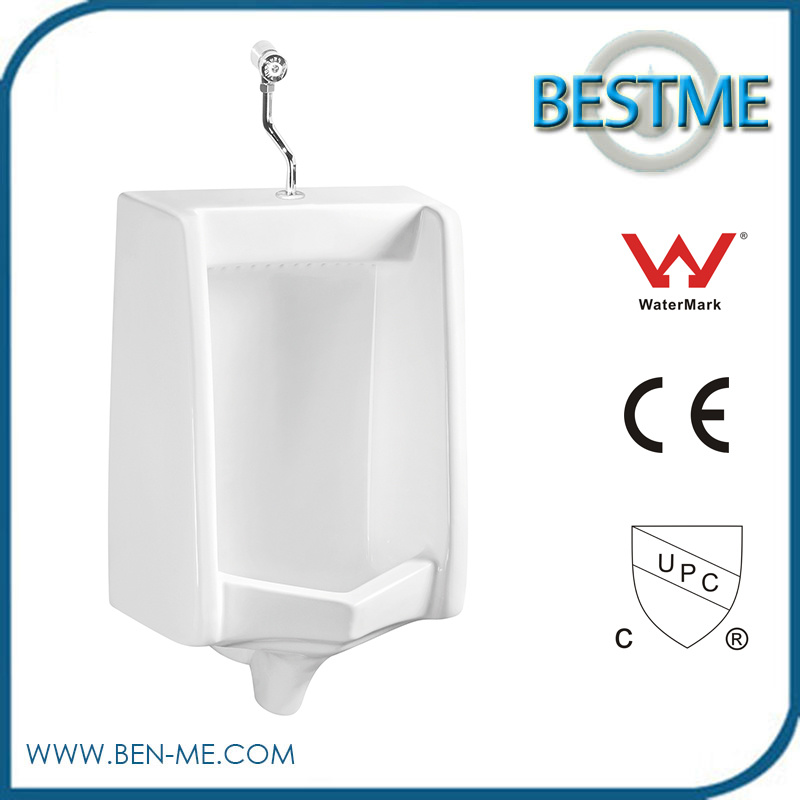Square Shape Wall Hung Type Toilet Urinal for Man
